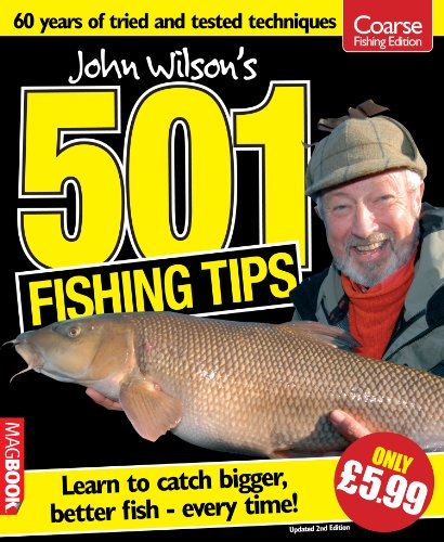 9781907232497: John Wilson's 501 Fishing Tips 2nd Edition MagBook