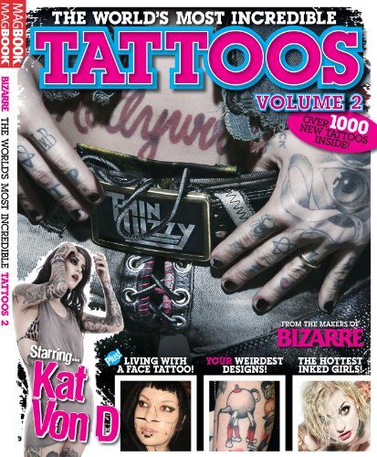 9781907232688: World's Most Incredible Tattoos: Vol. 2