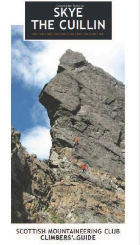 9781907233135: Skye - the Cuillin: Scottish Mountaineering Club Climbers' Guide