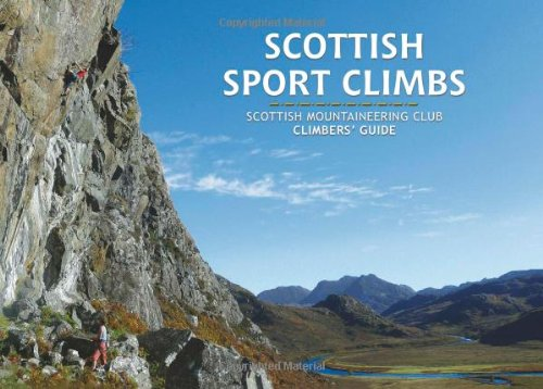 9781907233159: Scottish Sport Climbs: Scottish Mountaineering Club Climbers' Guide