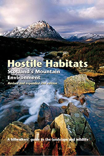 9781907233258: Hostile Habitats: Scotland's Mountain Environments
