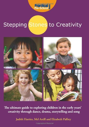 Stepping Stones to Creativity: The Guide: Harries, Judith