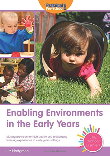 professional practice in the early years settings essay This recommendation could signify considerable changes for early years education, encouragingly echoing a key aim outlined within the children's plan building brighter futures (2007), that there shall be a graduate early years professional in every full day care setting in england by 2015.