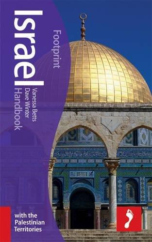 9781907263071: Israel Handbook, 3rd: Travel guide to Israel (Footprint - Handbooks)
