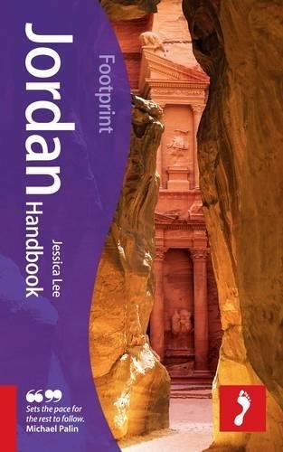 9781907263286: Jordan Handbook (Footprint - Handbooks)