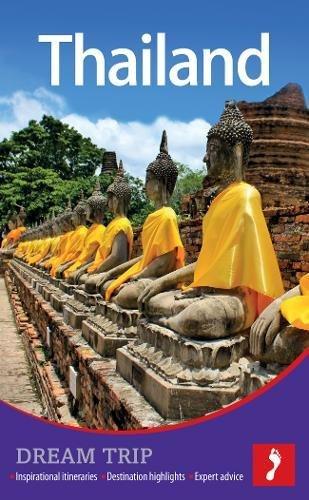 Thailand Footprint Dream Trip: Spooner, Andrew Dr