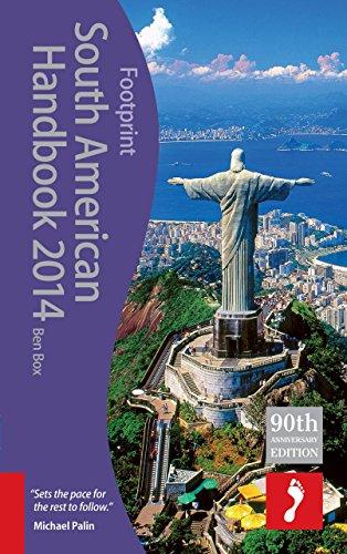 9781907263774: Footprint South American Handbook 2014