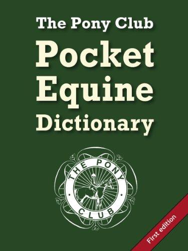 Pocket Equine Dictionary: Judith Draper