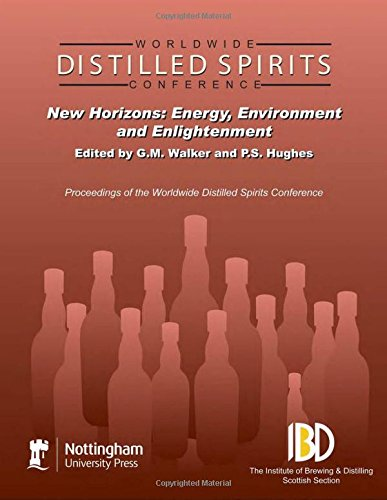Distilled Spirits III - New Horizons: Energy,: Hughes, P. S.
