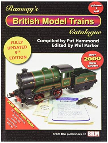 Ramsay's British Model Train Catalogue: 9: Ramsays