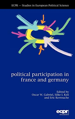 9781907301315: Political Participation in France and Germany (Studies in European Political Science)