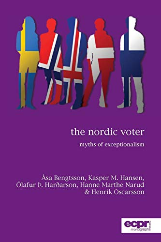 9781907301506: The Nordic Voter: Myths of Exceptionalism (Ecpr Monographs)