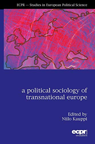 9781907301858: A Political Sociology of Transnational Europe