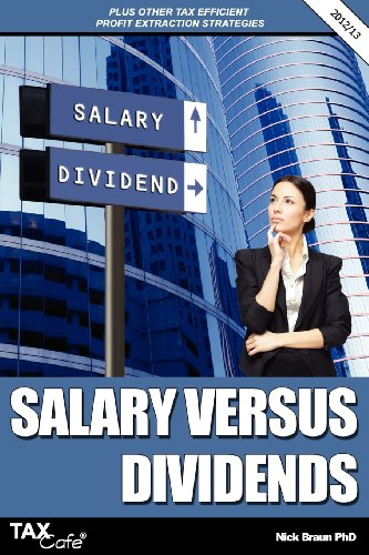 9781907302503: Salary Versus Dividends & Other Tax Efficient Profit Extraction Strategies