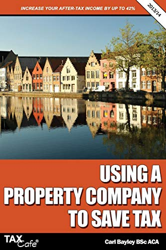 9781907302787: Using a Property Company to Save Tax
