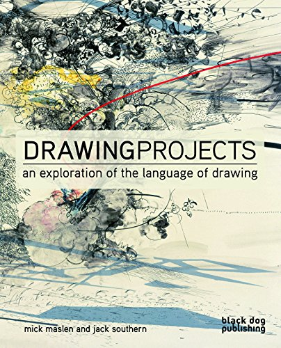 The Drawing Projects: An Exploration of the Language of Drawing: Mick Maslen; Jack Southern
