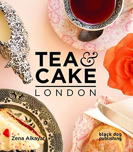 Tea and Cake London: Zena Alkayat