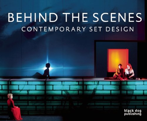 9781907317743: Behind the Scenes: Contemporary Set Design