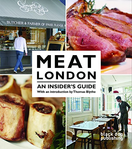 9781907317880: Meat London: An Insider's Guide