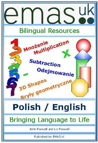 9781907321016: Bilingual Maths Book (English and Polish Edition)