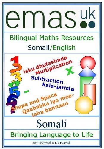 9781907321023: Bilingual Maths Book (English and Somali Edition)