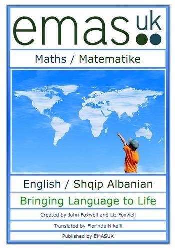 9781907321306: Maths: English-Albanian