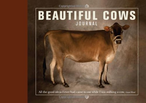 9781907332135: Beautiful Cows Journal