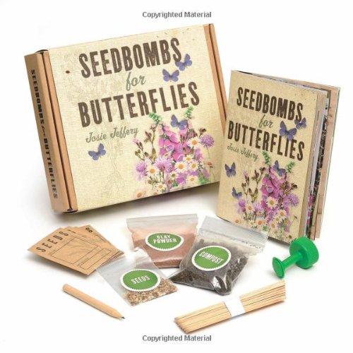 9781907332562: Seedbombs for Butterflies