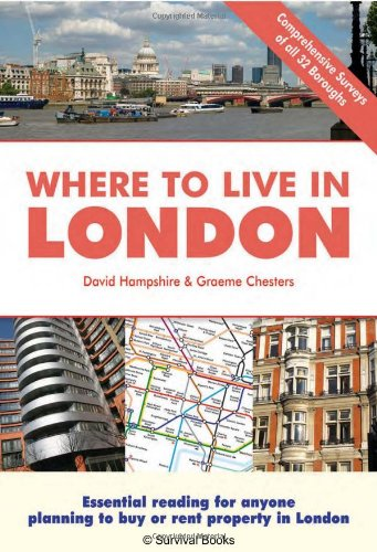 9781907339134: Where to Live in London: A Survival Handbook