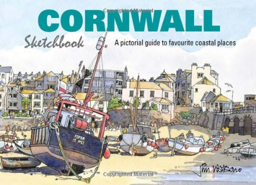 Cornwall Sketchbook (1907339418) by Watson, Jim