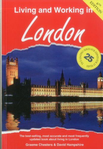 9781907339509: Living and Working in London (Living & Working) [Idioma Inglés]