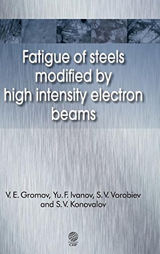 Fatigue of Steels Modified by High Intensity Electron Beams: Viktor E Gromov