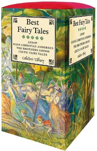 9781907360404: Best Fairy Tales 4-Book Boxed Set: Containing: Andersen's Best Fairy Tales, Aesop's Fables, Grimms' Fairy Tales and J. Jacob's Celtic Fairy Tales - all illustrated (Collectors Library Box Set)