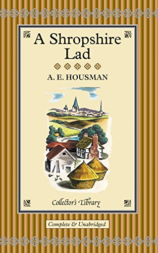 9781907360558: A Shropshire Lad (Collectors Library)