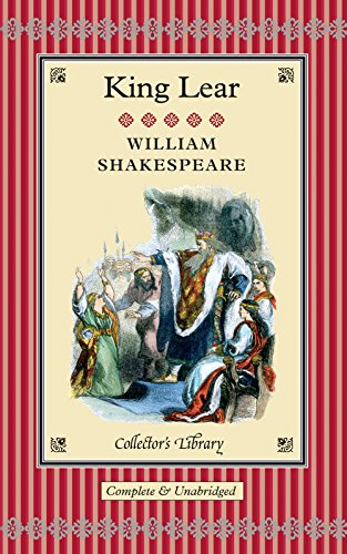 9781907360589: King Lear (Collector's Library)