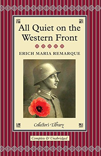 9781907360671: All Quiet on the Western Front (Collector's Library)