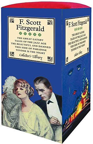 9781907360732: F. Scott Fitzgerald 5-Book Boxed Set: Containing: The Beautiful and Damned, The Great Gatsby, Tales of the Jazz Age, Tender is the Night, This Side of ... / Tender is the Night (Collectors Library)