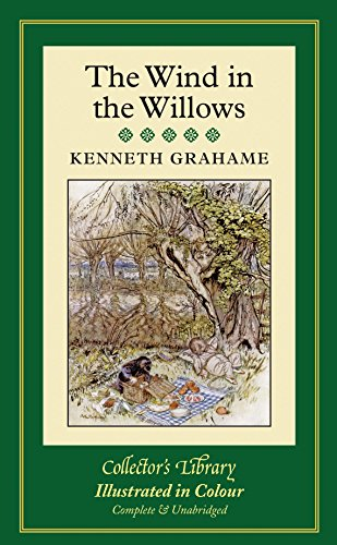 9781907360916: The Wind in the Willows colour (Collector's Library in Colour)