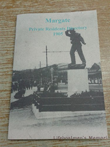 Margate Private Residents Directory 1905: Kelly's Directories