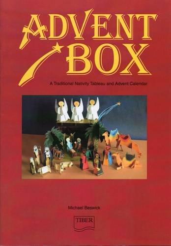 9781907373121: Advent Box: A Traditional Nativity Tableau and Advent Calendar