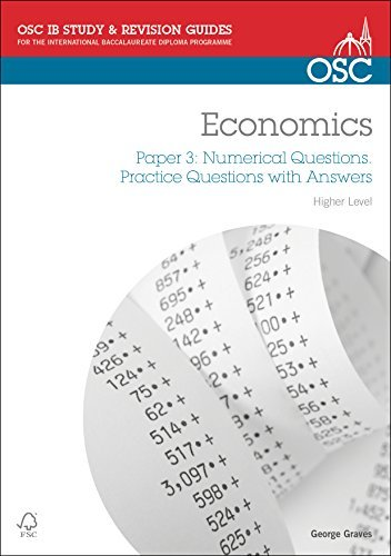 economics revision questions With plenty of diagrams and ibdp-type questions ib study guides economics our study and revision guides for economics combine focused reviews of the core.