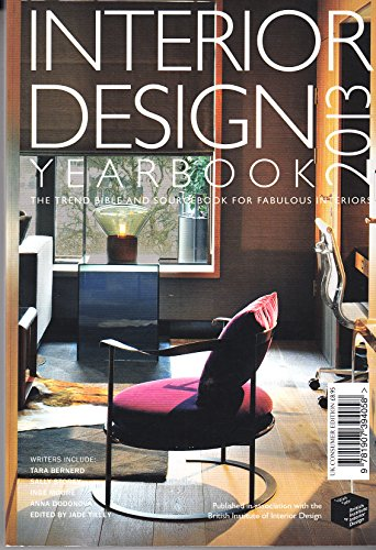 9781907394058 Interior Design Yearbook 2013 Consumer Edition 2013