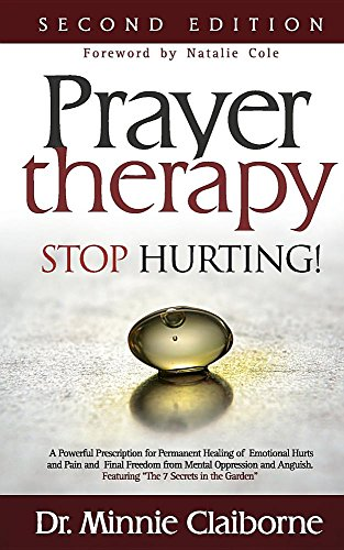 Prayer Therapy - Stop Hurting: Claiborne, Minnie