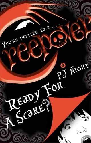 Creepover: Ready for A Scare?: P.J. Night