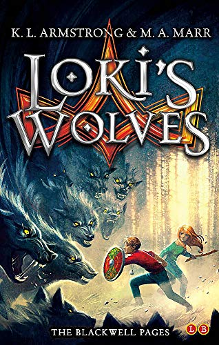 9781907411304: The Loki's Wolves: Book 1 (Blackwell Pages)