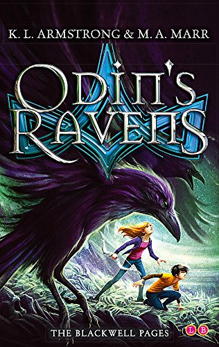 9781907411311: The Blackwell Pages: 02 Odin's Ravens