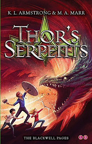 9781907411328: Thor's Serpents (The Blackwell Pages)