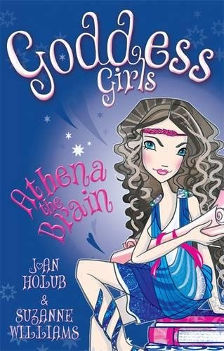 9781907411465: Athena the Brain (Goddess Girls)