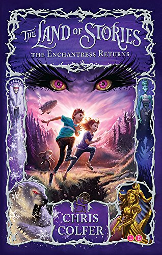 9781907411786: The Enchantress Returns: Book 2 (The Land of Stories)