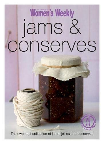 9781907428067: Jams & Conserves (The Australian Women's Weekly Minis)